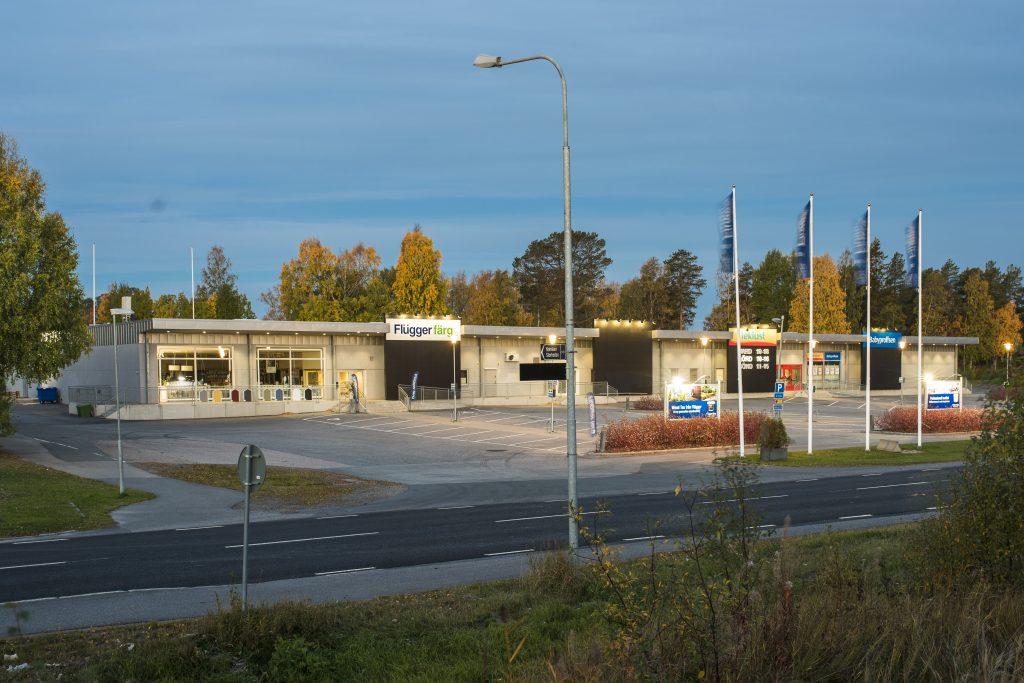 Banvägen 25B, Luleå