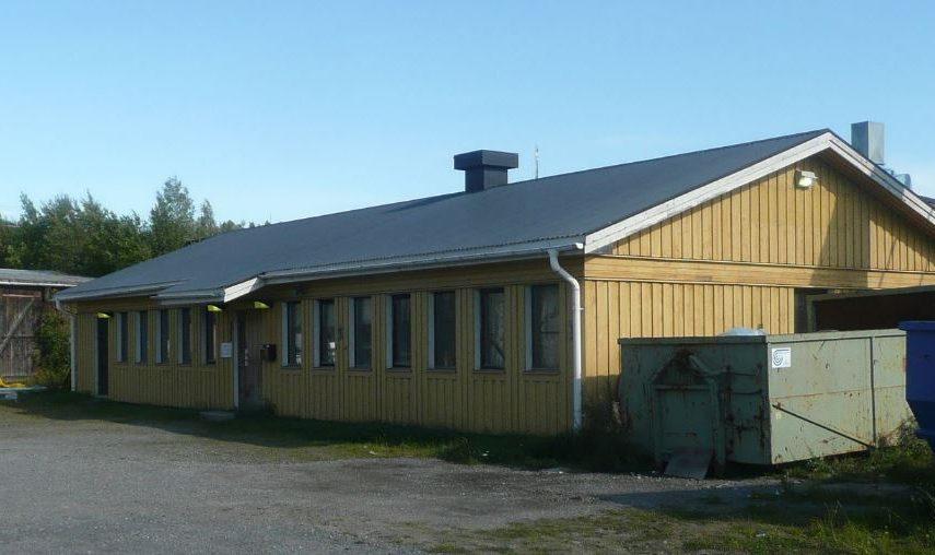 Banvägen 12A, Luleå