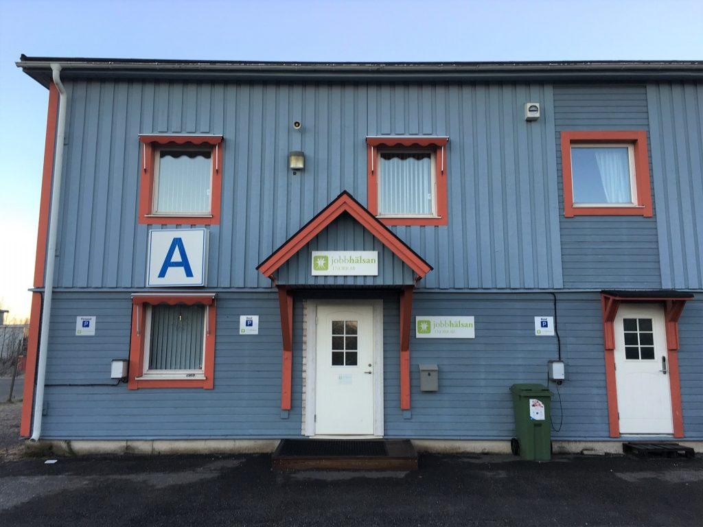 Torpslingan 25A, Luleå