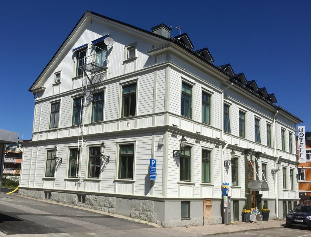 Amber Hotell utvecklar verksamheten med fler hotellrum