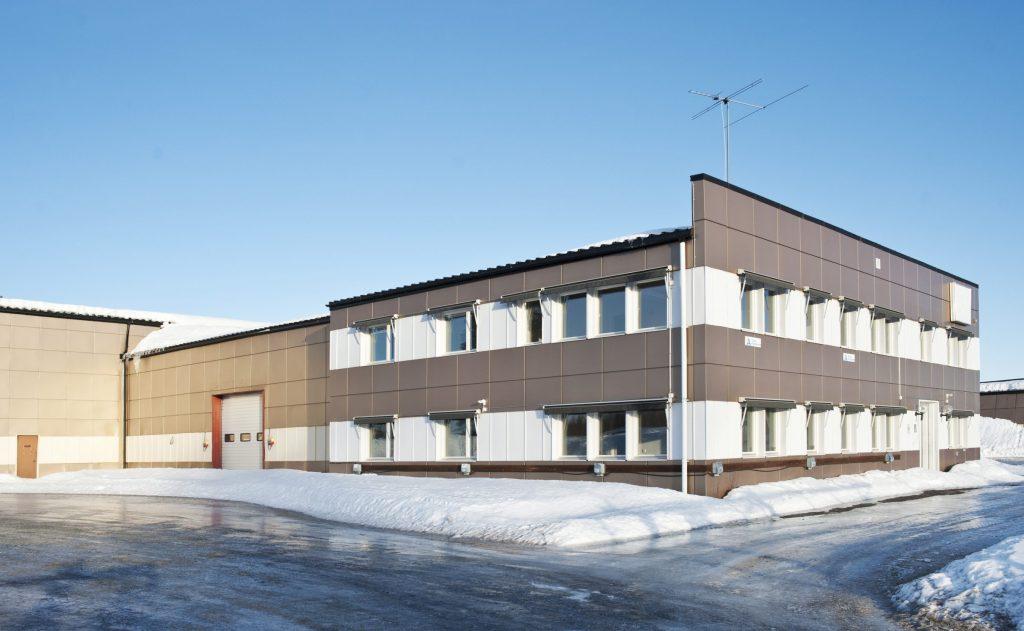 Gårdsvägen 11, Luleå