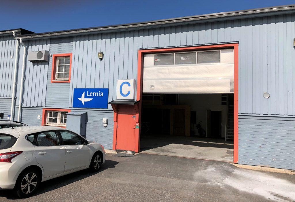 Torpslingan 25C, Luleå