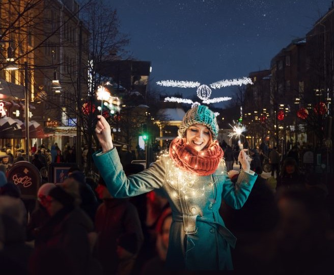 Julen är i Luleå