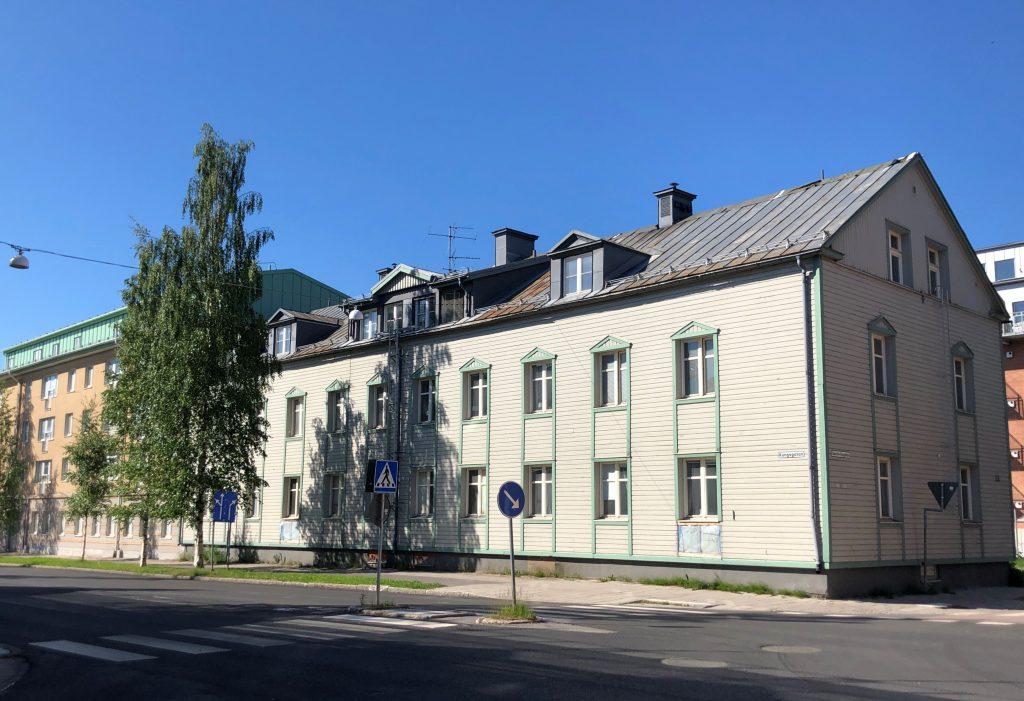 Galären förvärvar fastighet i centrala Luleå