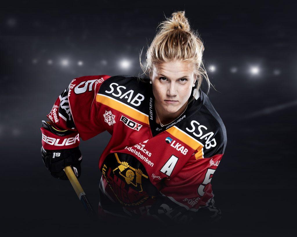 Galären fortsätter den viktiga satsningen på damhockeyn