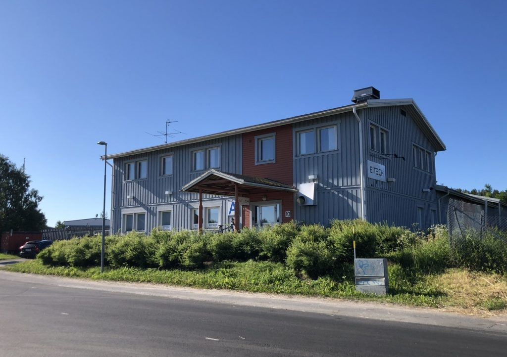 Eitech AB utökar verksamheten i Luleå