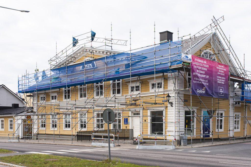Galären värnar om Luleås kulturarv