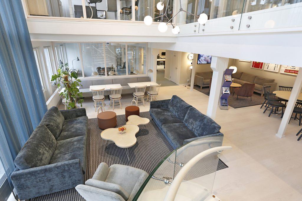 Vi tävlar om titeln Sveriges snyggaste kontor