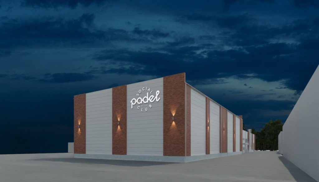 Padel Social Club planerar för en ny padelhall