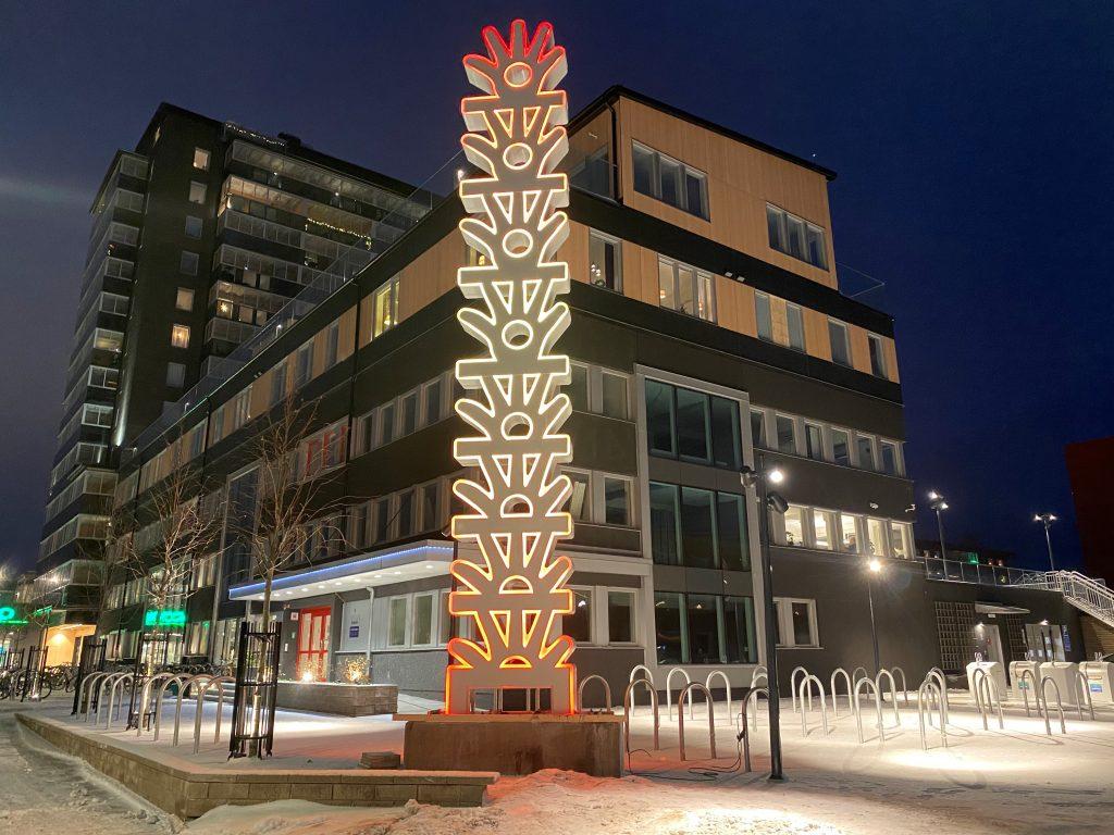 Galären presenterar två nya konstverk i Luleå
