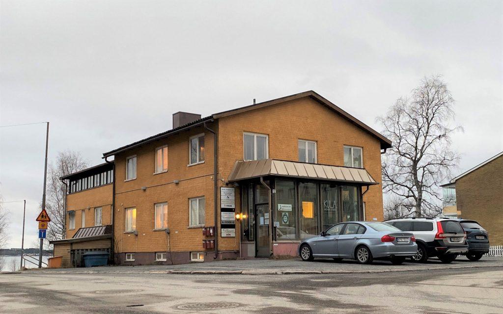 Galären växer med ytterligare en fastighet i Luleå