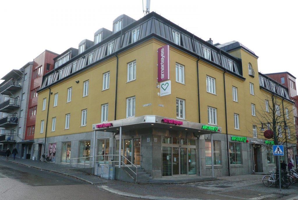 Storgatan 52C, Luleå