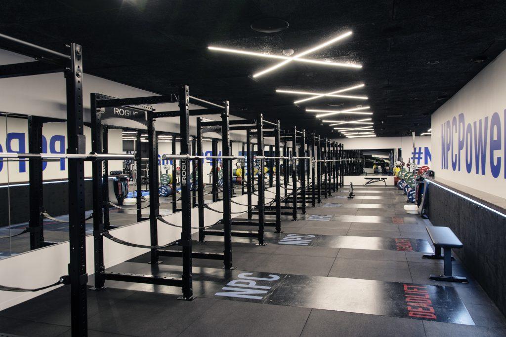 NPC Gym till Notviksstan i Luleå