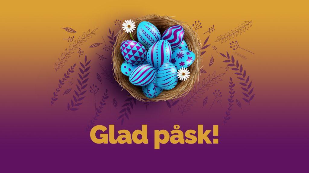 Vi önskar dig en glad påsk