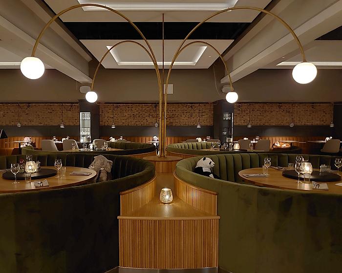 Hotell Savoy – Luleås nya kök och vardagsrum
