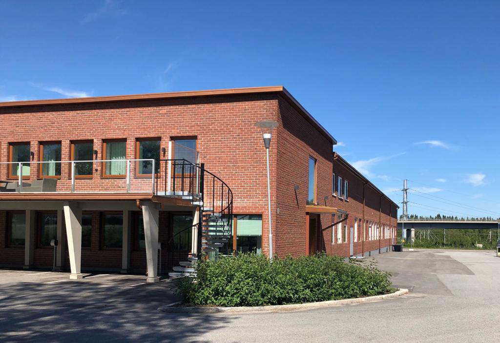 Galären bygger nytt åt Solar Sverige AB