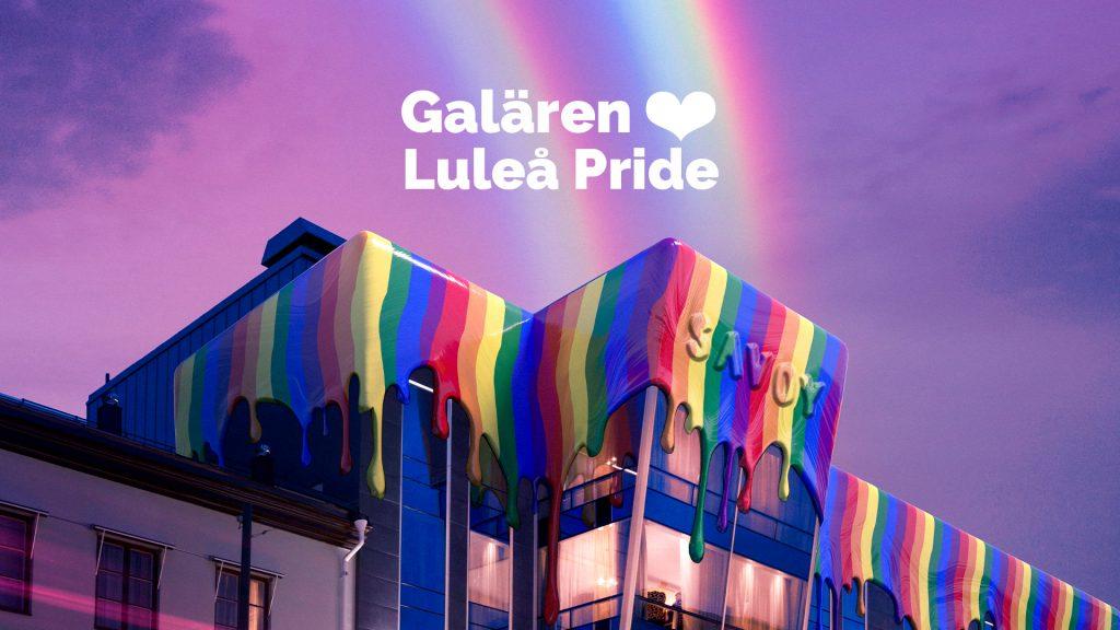 Häng med oss på Luleå Pride